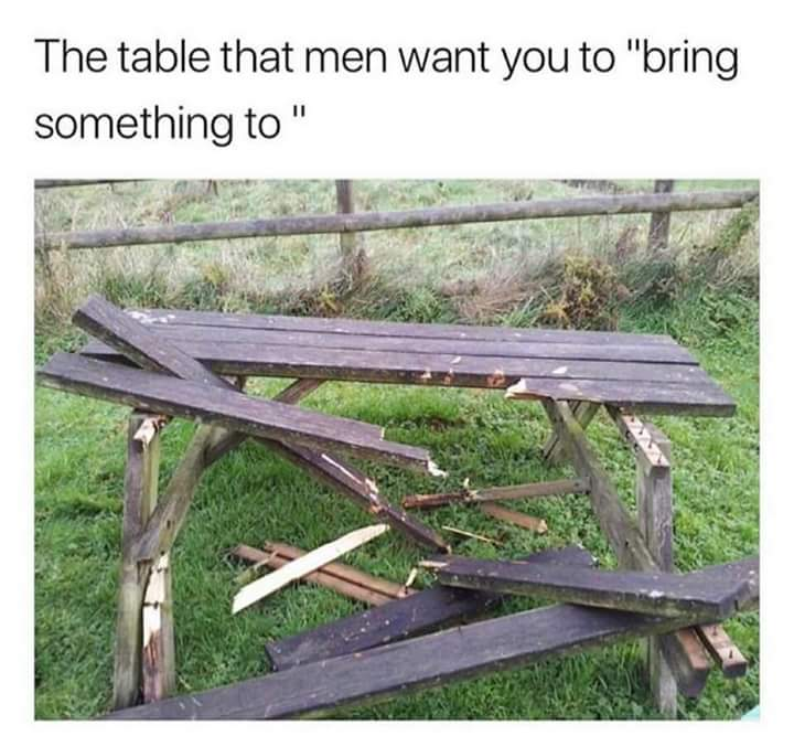 Table Meme